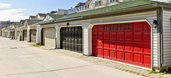 Garage door Fairfield County CT