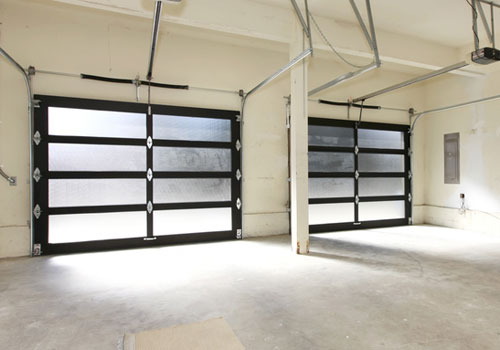 New Garage Door Installation Stamford CT. Glass Overhead Door Stamford ...